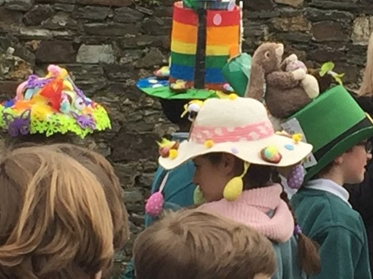 Easter Fun Day -Volunteers needed and some tips on Easter Bonnet Making