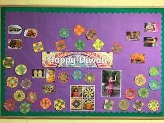 Happy Diwali from 3rd & 4th